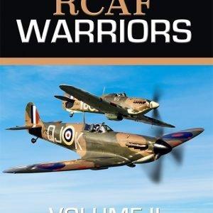American RCAF Warriors Volume II Book Cover